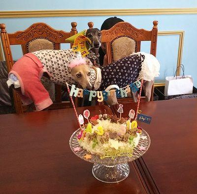 お家サロン誕生日会3