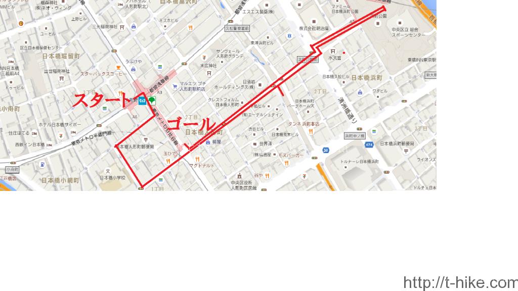 (人形町駅)桜が散り始めた春の人形町をサクッと散歩