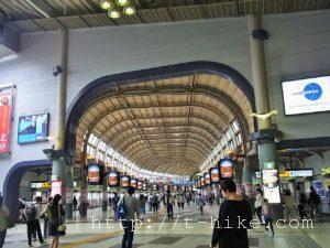 品川駅から大崎駅を散歩
