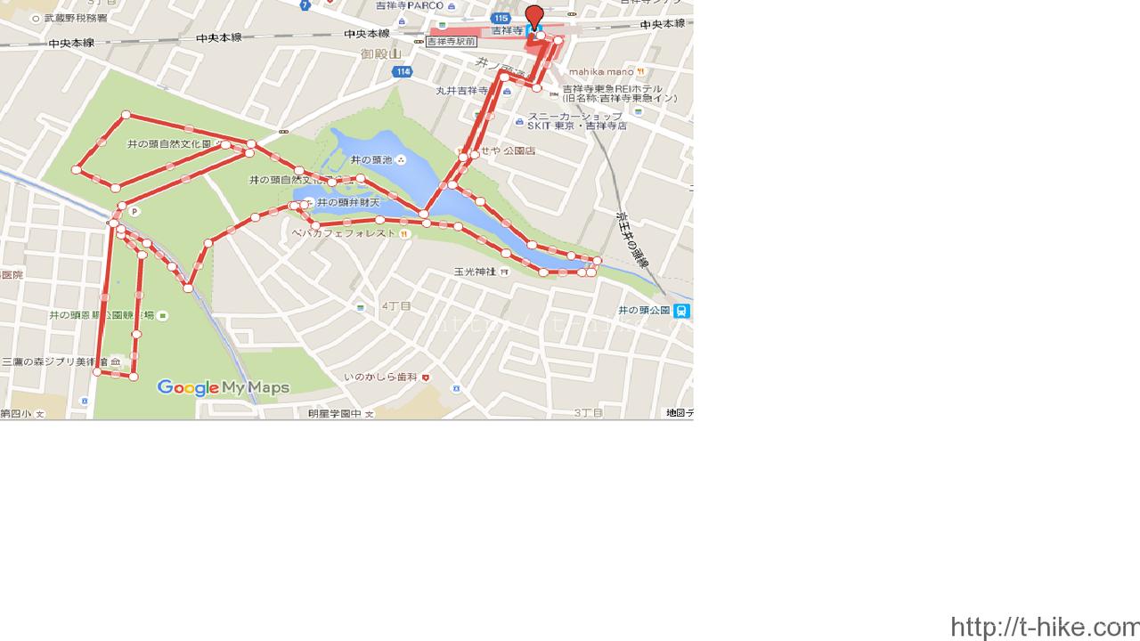 (吉祥寺駅)井之頭公園を散歩