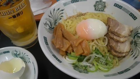 東京_日高屋_油そば