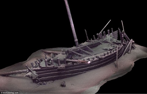 海底 船 沈没 6 ドラクエ