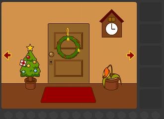 フリーソフト Christmas Escape1