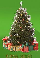 フリーソフト FREE Christmas Tree