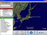 フリーソフト Google Earth