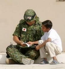 自衛隊サマワ支援活動