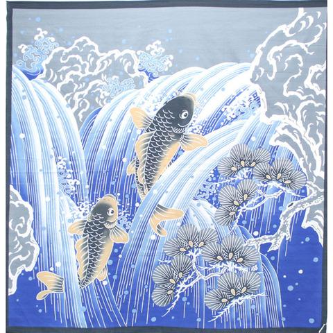 鯉の滝のぼり
