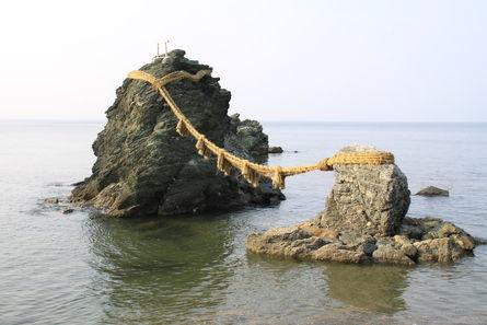 二見が浦夫婦岩