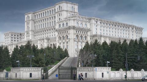 国民の館チャウシェスクルーマニア