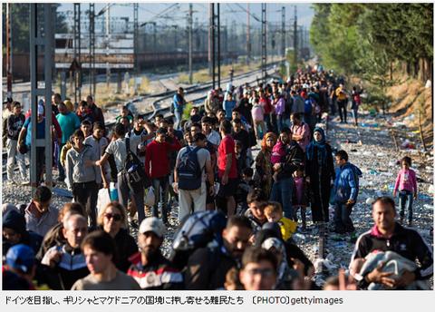 アイランはなぜEU移民ドイツを目指す