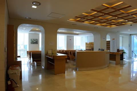 天福宮23図書室