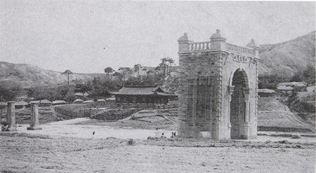 独立門1897