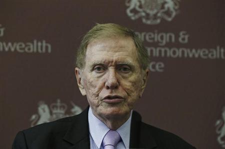 国連人権委員会マイケル・カービー委員長