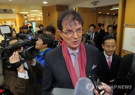 韓国観光公社社長辞任