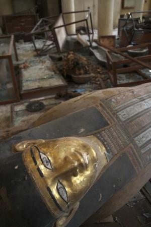 マラウィ国立博物館エジプト
