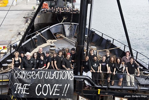 congratulations the cove!!bySS