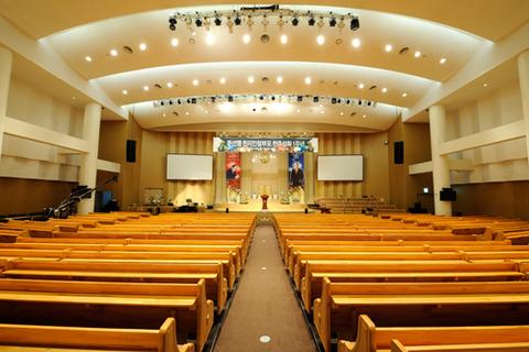 天福宮17二階大聖堂