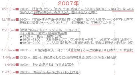 ぱとりイベント2007
