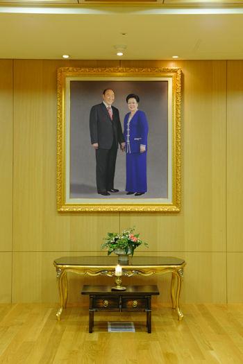 天福宮20二階祈祷室