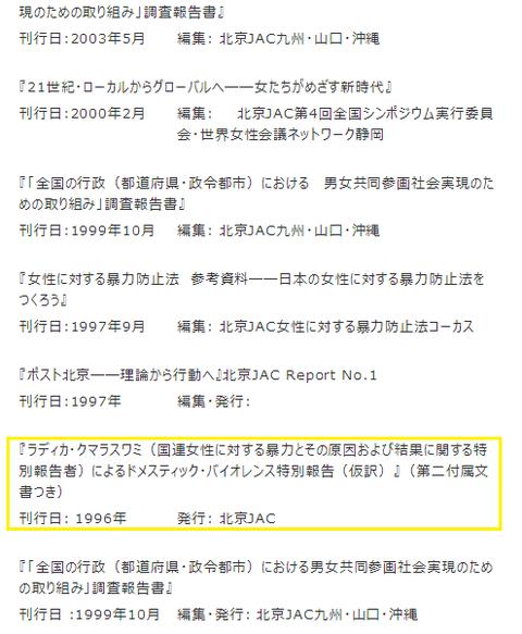 北京JAC刊行物クマラスワミ