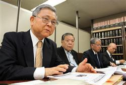副代表・拓殖大学藤岡信勝客員教授