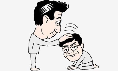 朝鮮日報加藤達也記者無罪