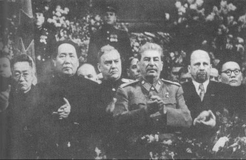 スターリンと毛沢東
