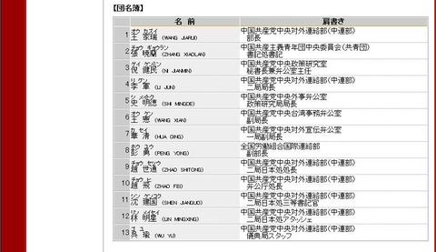 日中「交流協議機構」2007キャプチャ3
