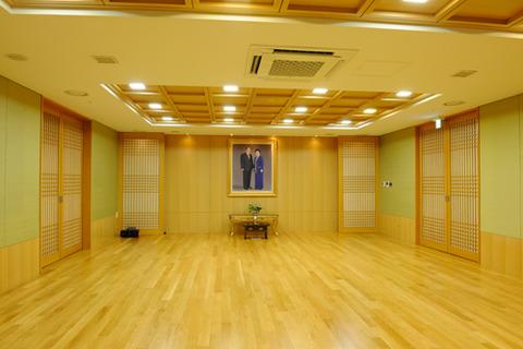 天福宮19二階祈祷室