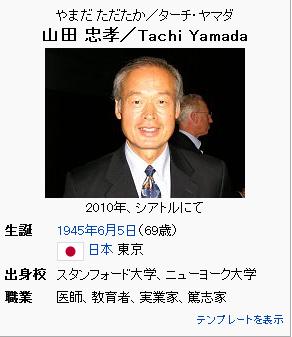 山田忠孝(ターチ・ヤマダ)