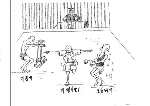 北朝鮮収容所2