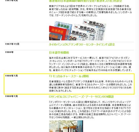 浮島智子トモコカルチャースクールパソナ