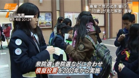 報ステSUN18歳選挙1