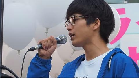 SEALDs小林叶臓器売買