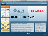 Oracle and Sun
