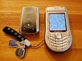 GPSと702NK