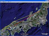 070923仙台への空路