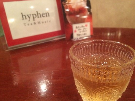 hyphen|水出し紅茶