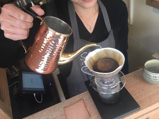 サンセットコーヒー オープン写真_170324_0007