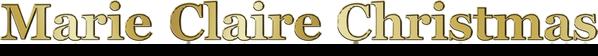 マリクレールクリスマスロゴ