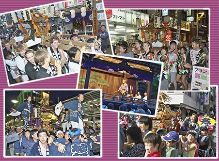 熊野神社例大祭2016