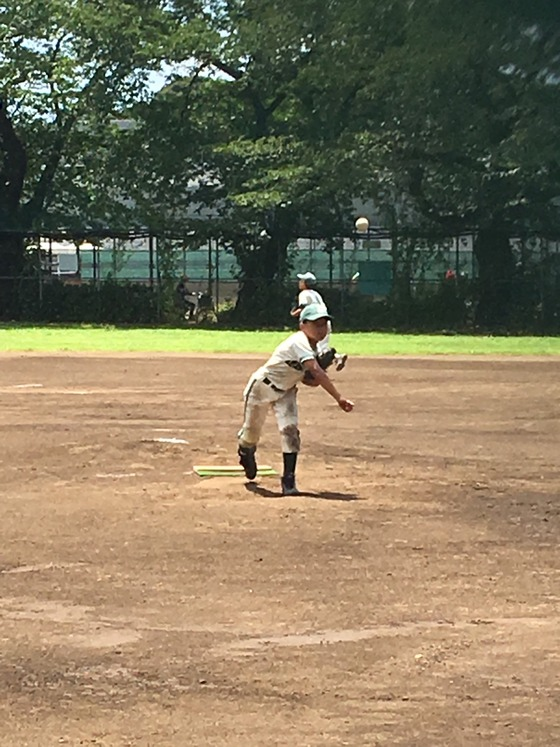オール今泉 対 オール伊藤野球クラブ