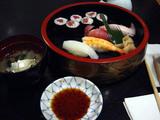 寿司(昼食)