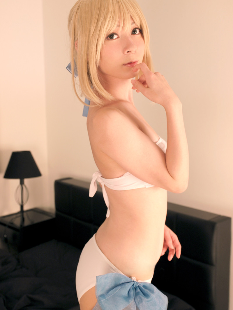 Sheer Pantyhose Blonde Remove 17