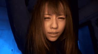 瑠川リナ 拘束されて電マ調教されてイカされ続ける制服美少女