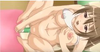エロアニメ オナってる変態娘を覗きながらオナる変態娘