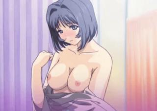 エロアニメ 清楚美人の着物を乱暴に脱がしてハメるのがタノシー