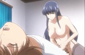 エロアニメ ドSな義理の姉に拘束されて犯されるボク