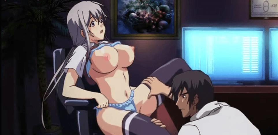 エロアニメ 診察するフリして美女の巨乳を弄んでクンニでイかせるのサイコー!!