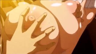 エロアニメ おっぱいモミモミ集